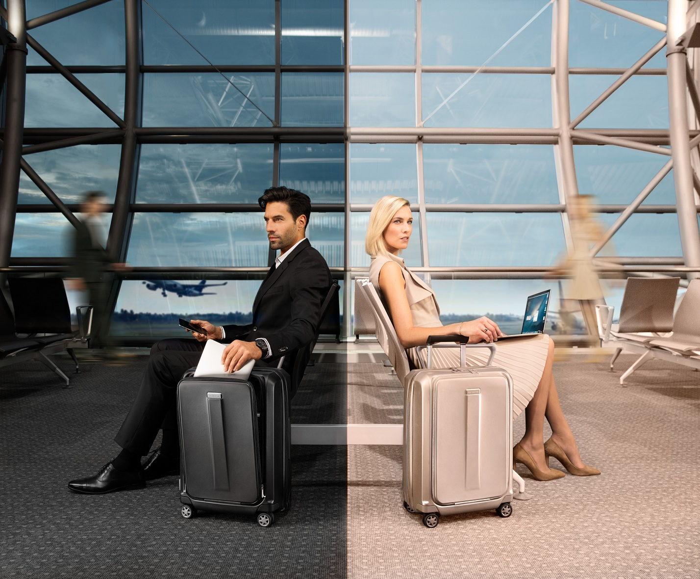 Samsonite Prodigy Lifestyle Visual